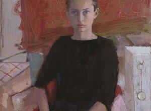 גלריה רוטשילד אמנות / עת לחשוב - תערוכת יחיד של אן בן-אור