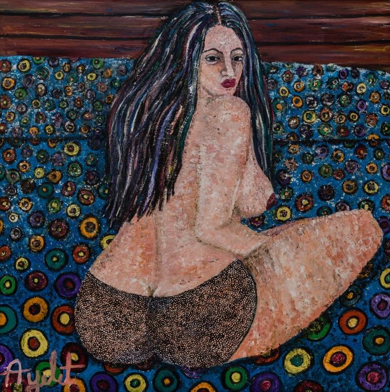 גלריה בן עמי / תערוכת יחיד חדשה לאמנית איילת בוקר