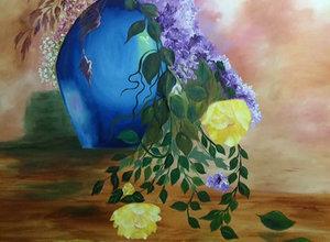 """גלריית מגדל W / """"טנדו"""" סימה וייס ולורי פשניצה בתערוכה זוגית"""
