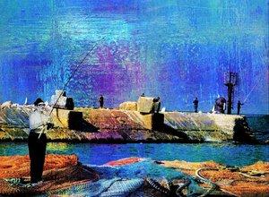 נמל תל אביב, האנגר 3 / מציצים לנמל