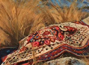 גלריה ZOA / שטיחי נוף של זיכרון