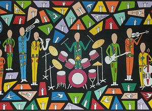 גלריית מגדל W / לילה לבן תערוכת יחיד של האמנית טלי יצפאן