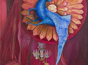"""גלריית מגדל W / """"Temptations"""" - a solo exhibition by artist Niva Harsegor Nadine"""