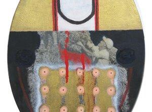 הגלריה בחוצות יגור / Zebulun Valley-Concrete dress