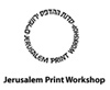 jerusalem print workshop